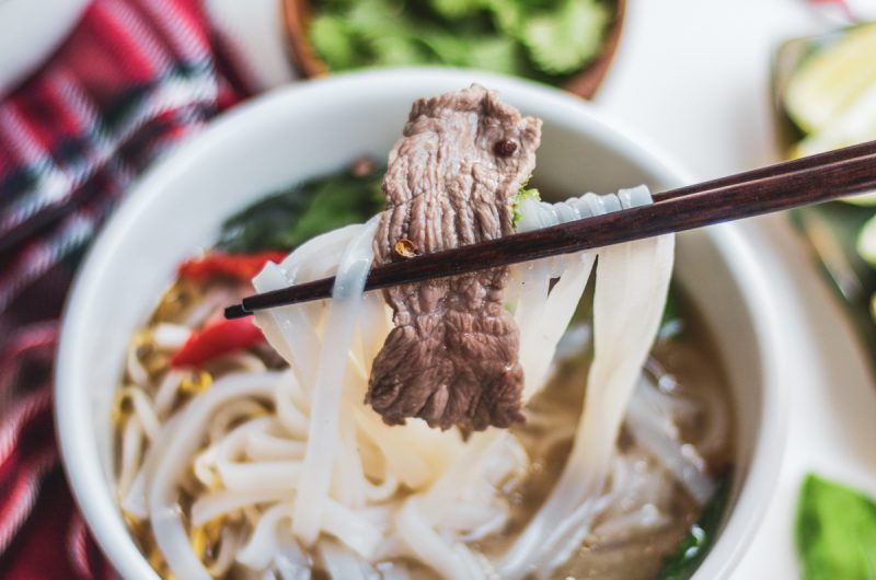 Easy Making Beef Pho at home