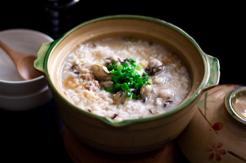 Teochew's Oyster Porridge