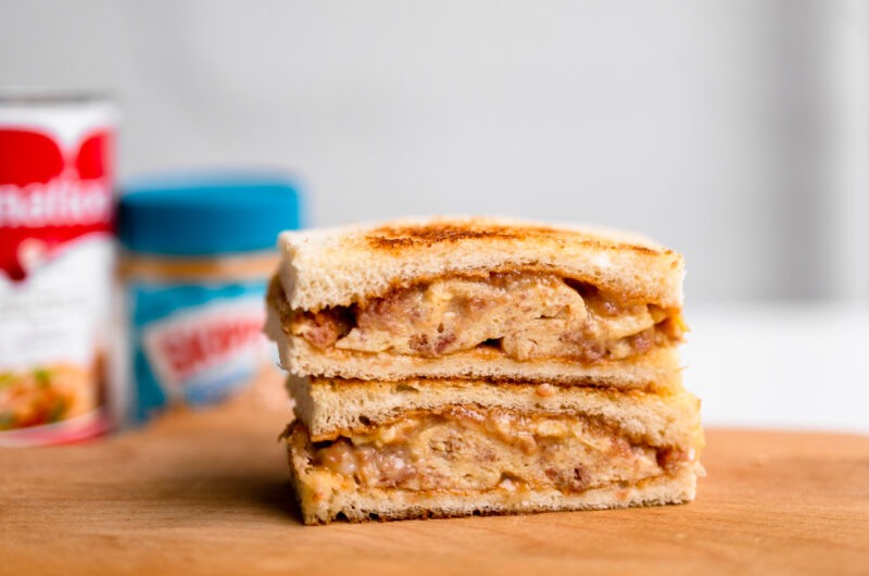 Corned Beef Egg Sandwich | 蛋牛治