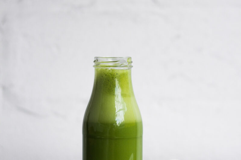 Matcha Pumpkin Nut Milk