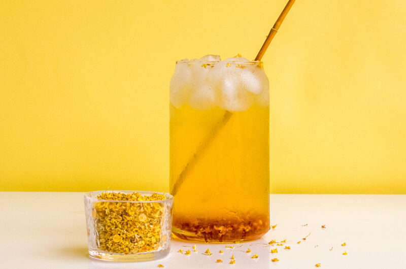 Sweet Osmanthus Soda