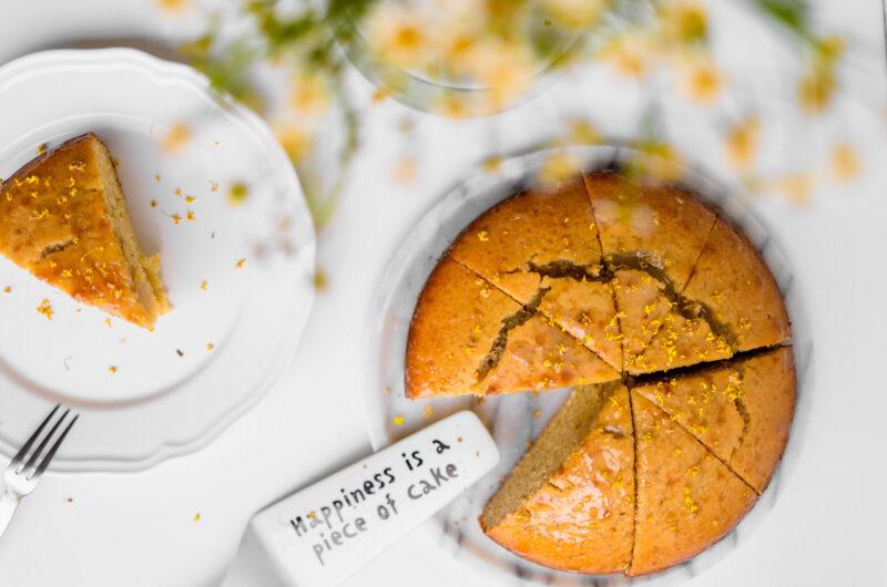 Osmanthus Pound Cake