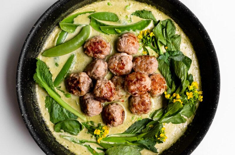 Thai-Styled Meatball